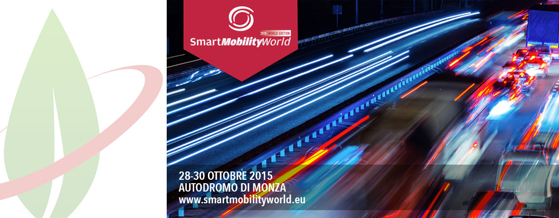Smart Mobility World, dal 28 al 30 ottobre all'Autodromo di Monza