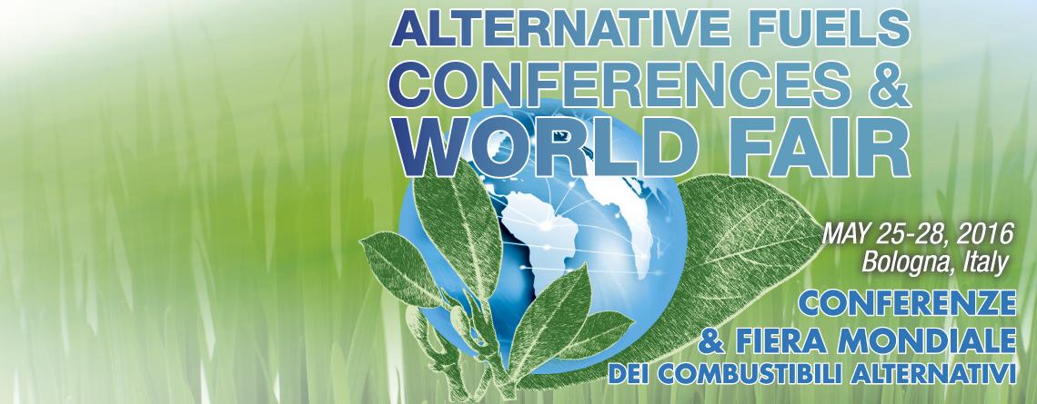 Conferenza e Fiera Mondiale dei Combustibili Alternativi