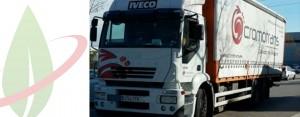 Sempre più aziende del comparto logistico spagnolo adottano i sistemi bi-fuel CNG