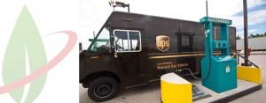 UPS crede nell'NGV e investe 100 milioni di dollari