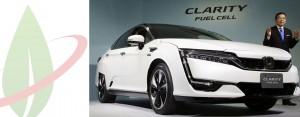 Giappone: Honda lancia la berlina a zero emissioni alimentata a idrogeno