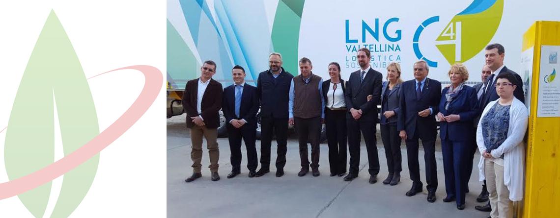LNG Valtellina, sostenibilità in movimento