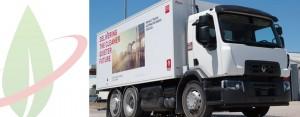 Renault Trucks presenta a Parigi la gamma di veicoli alimentati a gas naturale
