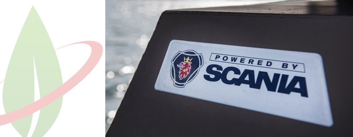 Scania amplia il portfolio di motori alimentati a gas naturale