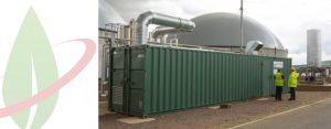 12 nuove unità biogas in servizio per rifornire le flotte NGV in Europa