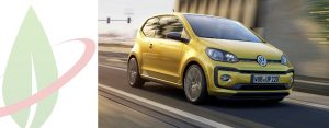 La nuova Volkswagen eco up! è ora disponibile in Europa