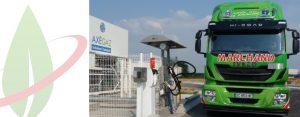 Axègaz Solutions Transport apre una stazione di rifornimento nel nord della Francia