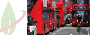 30 milioni di sterline agli operatori inglesi per l'acquisto di autobus sostenibili
