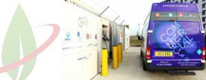 ITM Power fornisce una nuova flotta alimentata a idrogeno in Inghilterra