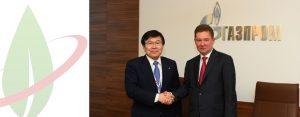 Gazprom e Mitsui insieme per lo sviluppo del bunkeraggio GNL