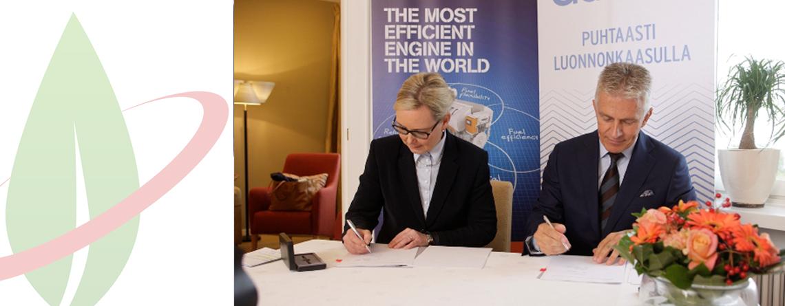 Gasum and Wärtsilä insieme per accelerare l'impiego di GNL nel settore trasporti