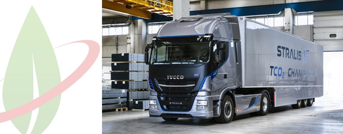 Debutta ufficialmente a Hannover il nuovo Stralis Iveco NP TCO2