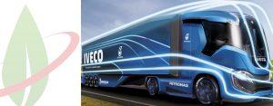 Iveco presenta il nuovo Z TRUCK alimentato a biometano