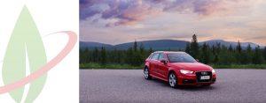 Auto a gas naturale percorre la Finlandia da nord a sud con un solo pieno