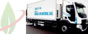 Volvo presenta il nuovo FE alimentato a GNC
