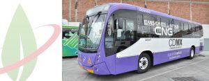 Mercedes Benz supporta la diffusione di autobus alimentati a gas naturale in Messico