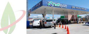 Messico: entra in funzione la prima stazione di rifornimento GNC a Guanajuato