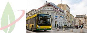 La meta turistica più importante della Croazia opta per un trasporto pubblico alimentato a gas naturale