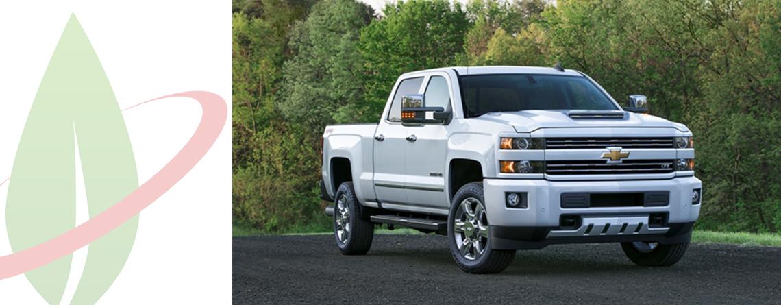 Chevrolet e GMC ampliano la linea a GNC di mezzi pesanti, pickup e furgoni