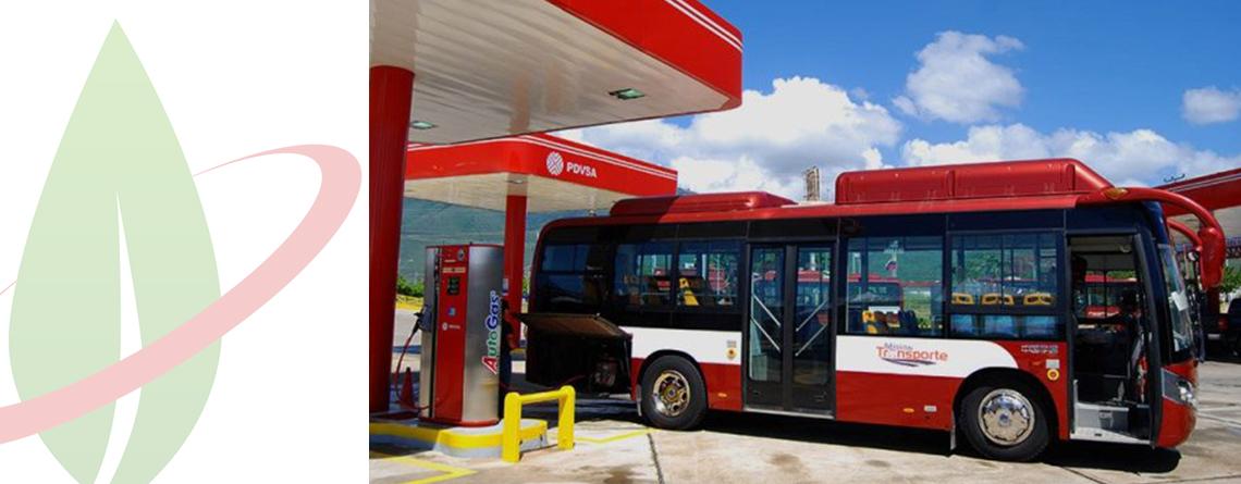 Venezuela: Pdvsa incoraggia l'uso del gas naturale nel settore dei trasporti