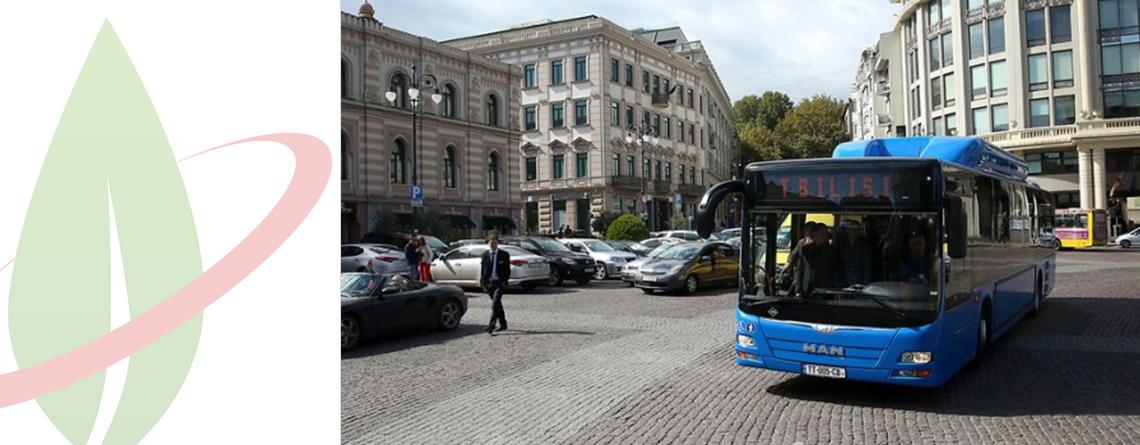 La capitale della Georgia ordina 143 autobus alimentati a gas naturale