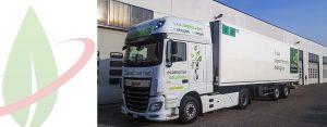 Omologato il primo mezzo pesante EURO6 diesel DUAL FUEL: è un DAF XF 510 FT di EcorNaturaSì con a bordo la tecnologia di Ecomotive Solutions