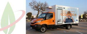 Spagna: Carrefour sceglie i furgoni per le consegne alimentati a gas naturale