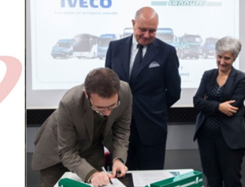 Iveco consegnerà nuovi camion New Stralis NP a Lannutti Group