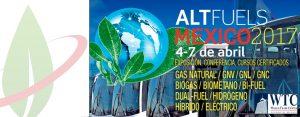 Agenda preliminare di Altfuels Mexico 2017
