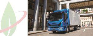 Iveco consegnerà 43 Eurocargo GNC all'AMSA di Milano