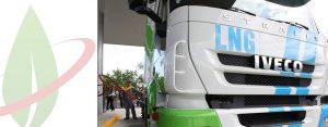 Salgono a sette le stazioni di rifornimento GNL in Italia