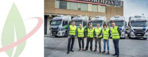 """Spagna: Transordizia punta al """"green"""" con i nuovi IVECO Stralis NP"""