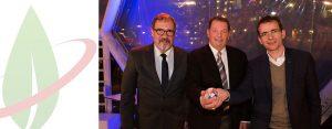 IVECO si aggiudica l'Industry Award per l'impegno profuso nello sviluppo di veicoli a gas naturale