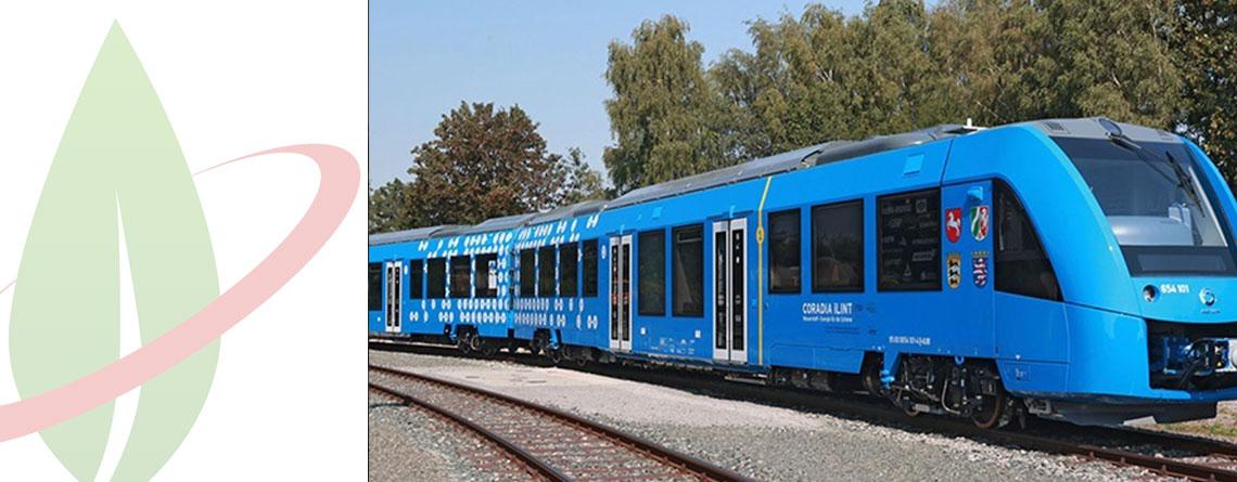 Il primo e unico treno passeggeri a idrogeno Coradia iLint raggiunge gli 80 km/h