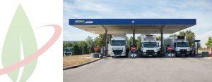 Total apre la sua prima stazione di rifornimento di gas naturale in Francia