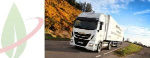 Il nuovo Stralis NP copre il percorso stradale più lungo della Gran Bretagna senza effettuare alcun rifornimento