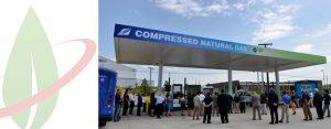 All'aeroporto di Nashville inaugurata una nuova stazione di rifornimento GNC