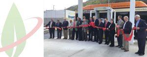 Il governatore della Pennsylvania inaugura la prima stazione GNC dell'accordo P3