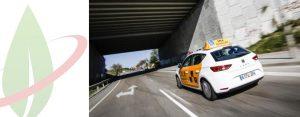 Con il GNC la scuola guida di Madrid risparmia 800 euro per vettura ogni anno