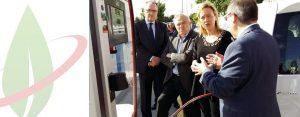 Spagna: Endesa e la cooperativa dei taxi apre la stazione pubblica GNC in Aragona
