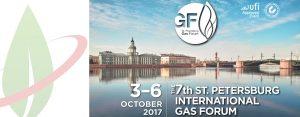 La settima edizione del Forum Internazionale del Gas di San Pietroburgo