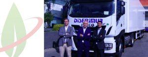 Società di logistica spagnola si impegna nella mobilità sostenibile con il nuovo Stralis NP