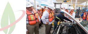 Messico: aperto il primo impianto di compressione del gas naturale in Yucatán
