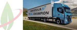 Kuehne + Nagel e Iveco insieme per ridurre le emissioni con Stralis NP
