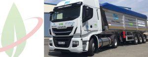 Endesa aggiunge veicoli alimentati a GNL per il trasporto del carbone in Spagna