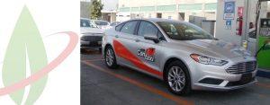 Messico: l'aeroporto di Monterrey aggiunge alla propria flotta taxi nuove vetture a GNC