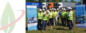 Ungheria: in costruzione la prima stazione di rifornimento GNL
