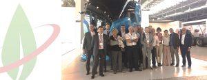 Il BoD e L'Assemblea Generale di NGV Italy ospiti di IVECO