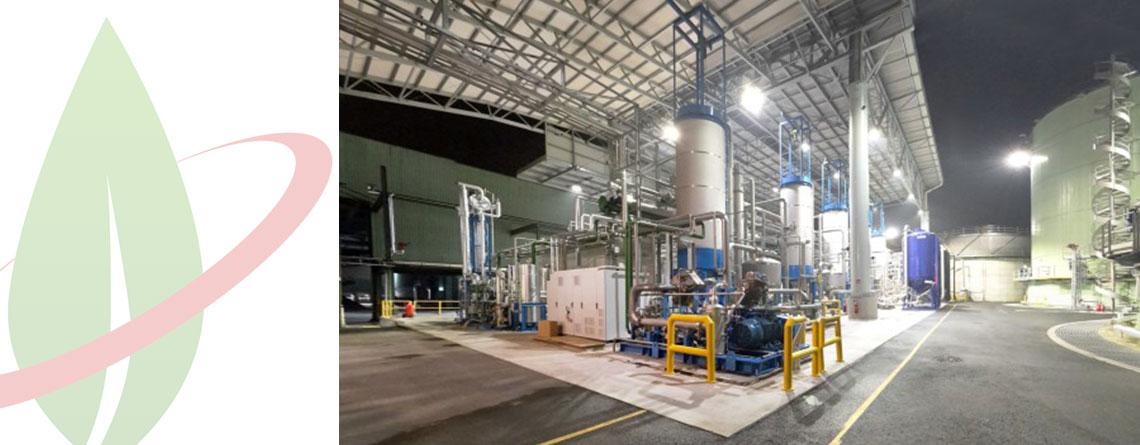 Apre in Italia la prima stazione di rifornimento veicoli a biometano