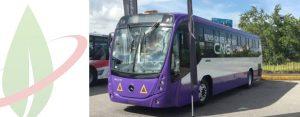 Il trasporto pubblico di Città del Messico può trarre beneficio dalla tecnologia per il gas naturale
